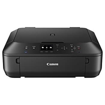 Canon Pixma MG5650 - Impresora multifunción de Tinta - B/N 12.2 PPM, Color 8.7 PPM, Negro