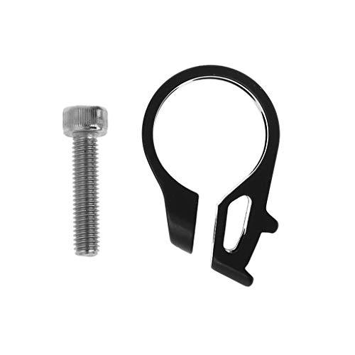 Celan Fahrrad-Trigger-Klemme mit Schraube, Aluminiumlegierung, Fester Ring für SRAM - Anhänger-reifen-halter