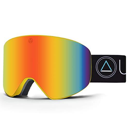 Uller Avalanche Yellow Solar Mascaras de Esqui