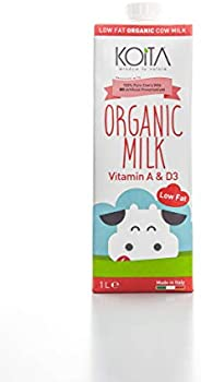 Koita Low Fat with Vitamin A and D3 Liquid Milk - 1 Liter