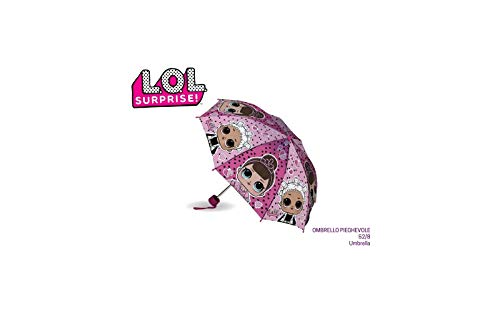 Paraguas LOL Surprise plegable 52cm