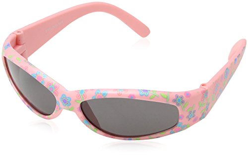 EYELEVEL Baby-Girls Pattern Tots Sunglasses, Pink, One Size
