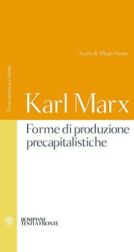 Forme di produzione precapitalistiche