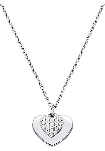 Michael Kors Silber Damen-Halskette Love MKC1120AN040