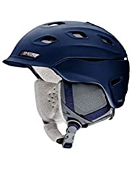 Smith VANTAGE WOMEN'S MIPS Snow Helmet (MATTE MIDNIGHT,SMALL) by Smith