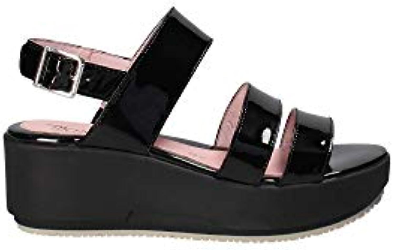 97e6417f86b4 Stonefly Stonefly Stonefly 110337 Wedge Sandals Women Black 39 B07G7H9DNC  Parent 5110ec