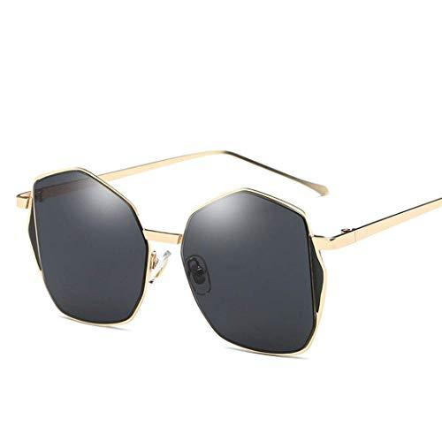 Yuany Sonnenbrille Frauen polarisierte Brille New UV Brille Farbverlauf Tag und Nacht Driving Driver Mirror Lady
