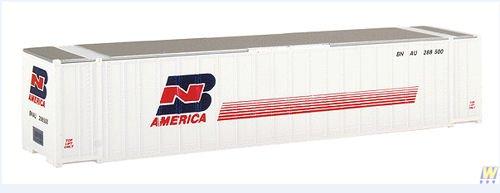 Walthers Cornerstone 933–181848'RS contenitore BN America