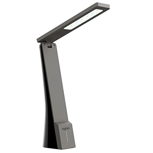 Aglaia-Lampada-da-Tavolo-Ricaricabile-e-Portatile-4W-Lampada-LED-da-Scrivania-e-Lettura-con-3-Livelli-di-Luminosit-Luce-LED-Dimmerabile-per-Temperatura-di-Colore-per-Protezione-degli-Occhi-Nero-Grigio