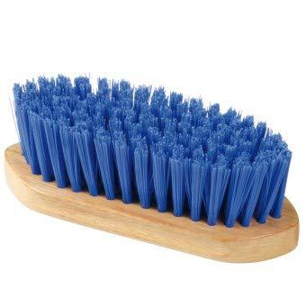 Mähnenbürste, blau, Einheitsgröße,