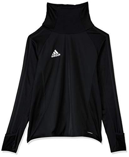 adidas Kinder Condivo18 Player Focus Wärmetop, Black/White, 128 -