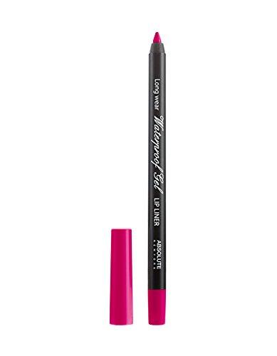 (6 Pack) ABSOLUTE Waterproof Gel Eye & Lip Liner