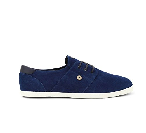 FAGUO - Baskets homme Cypress Suede Cuir prussian-blue-cypress02