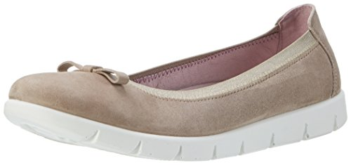 Superfit Tina, Ballerines fille Beige (sesame)