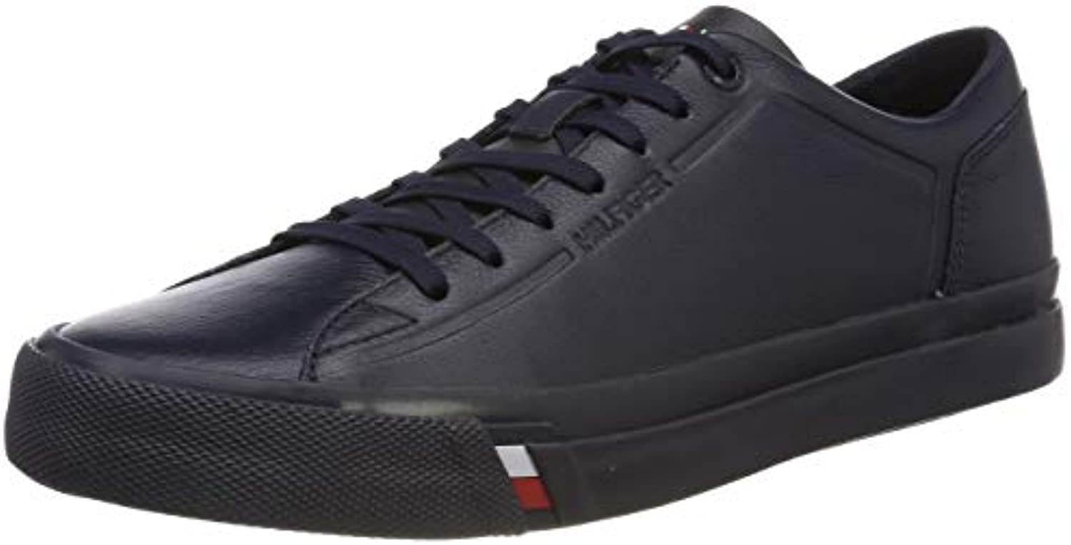 Tommy Tommy Tommy Hilfiger Corporate Leather scarpe da ginnastica, Scarpe da Ginnastica Basse Uomo | Chiama prima  57b7c2