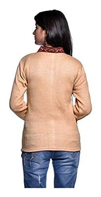 Pilot Full Sleeve Women's Woolen Cardigan
