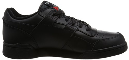 Reebok W/O Plus, Baskets mode homme 2760_46 EU_Black/Charcoal
