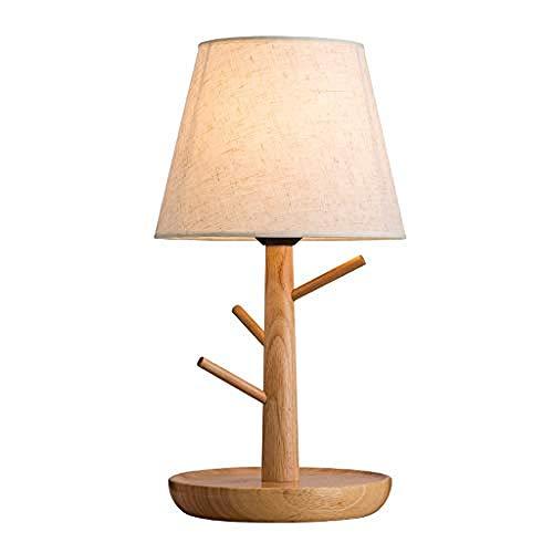 Nordic Creative Lámpara de mesa Dormitorio Lámpara de noche ...