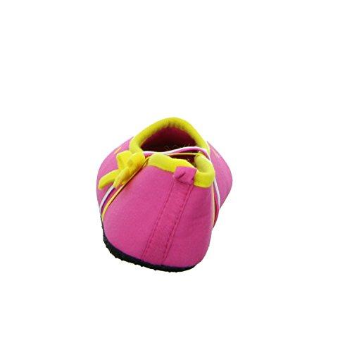 Minions 139055 Mädchen Hausschuh Kaltfutter Rot (Pink)