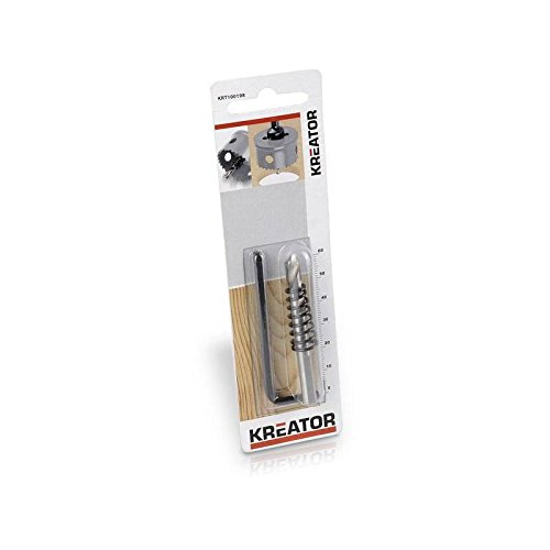 KREATOR KRT100198 KRT100198-Barrena für Centrado 19/20/22 mm