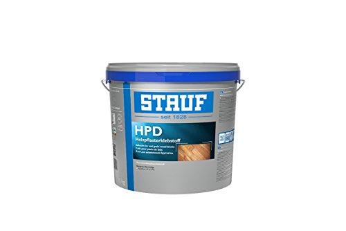 Stauf 121600 Holzpflasterklebstoff Parkettklebstoff HPD, 15kg