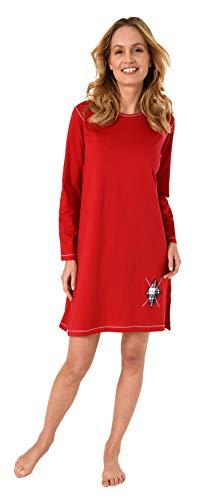 9183030a97239c Damen Nachthemd Bigshirt von Normann - auch in Übergrössen bis Gr. 60/62-