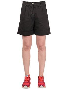 La Femme Blanche Shorts donna 6445 SHORTS NERO colore Nero
