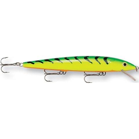 Rapala Husky Jerk 12 Fishing Lure (Firetiger, Grandezza- 4,75)
