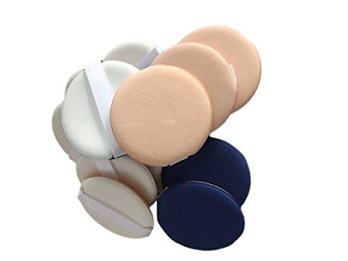 TININNA Fondation Houppe pour Poudre Cosmétique Fond de Teint Maquillage Demaquillage Couleur Aléatoire