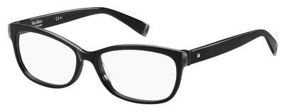 max-mara-1293-eyeglasses-0807-black-54-16-140