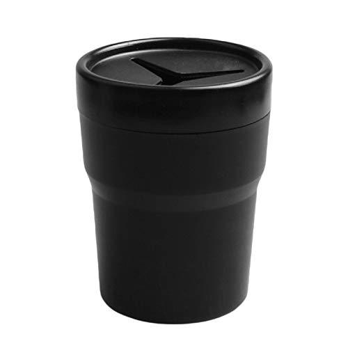 Farbe : Black and White Möbel & Wohnaccessoires Garderobenständer FXJ Mini-Desktop-Mülleimer