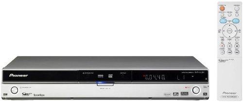 Pioneer DVR 440 H-S DVD- und Festplatten-Rekorder 80 GB Silber - Dvr-dvd-rekorder Festplatte