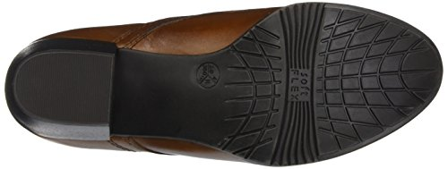 Jana 23302, Chaussures à lacets  Femme Marron (COGNAC 305)