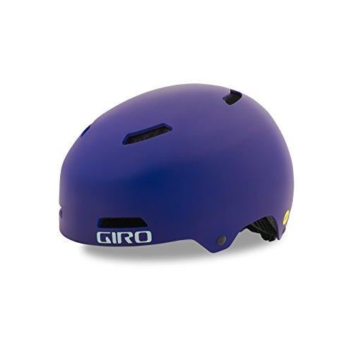 Giro Dime FS Dirt BMX Kinder Fahrrad Helm lila 2018: Größe: S (49-53cm)