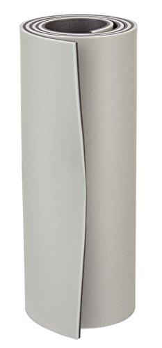 Thermo Isomatte Komfort in XL hellgrau/anthrazit OneSize