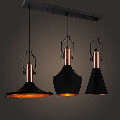MSTAR Industrial Vintage Pendant Light E27 Retro Ceiling Pendant Light