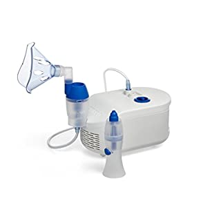 OMRON C102 Total 2-in-1 Nebuliser with Nasal Shower