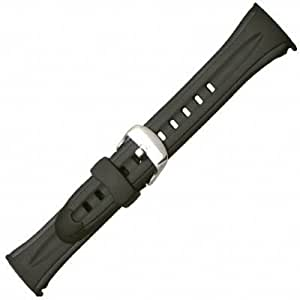 Casio Genuine Replacement Strap for Waveceptor Watch Fits WV57H-1AV, WV57HA-1V, WV57HE-1AV, WV57-HY-1AV, 2556,wv57h