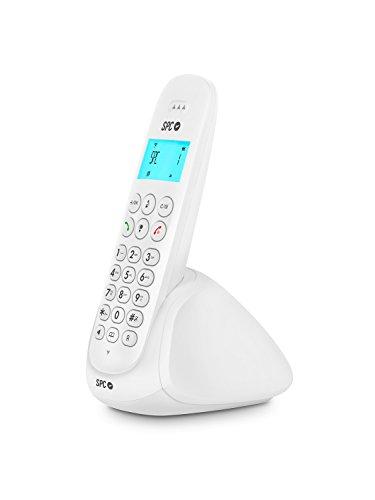 SPC Art teléfono inalámbrico con agenda