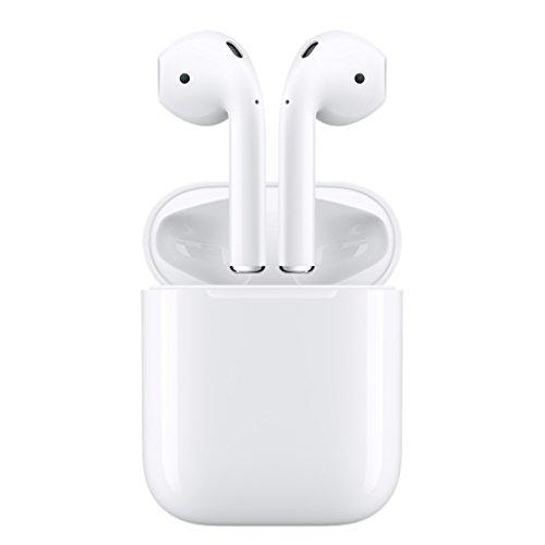 Apple airpods innerhalb Ohr Weiß Bluetooth-Kopfhörer (Stereophonisch, im Ohr, Weiß, Stereophonisch, im Ohr, Lightning)