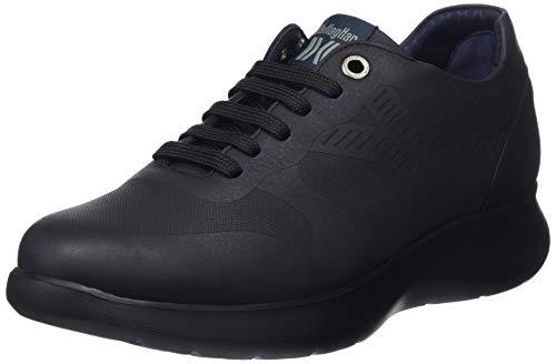 Callaghan Walker, Zapatos Cordones Derby Hombre, Negro