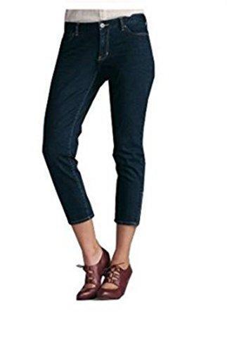 7/8 Jeans pour femmes taille courte de Eddie Bauer Denim