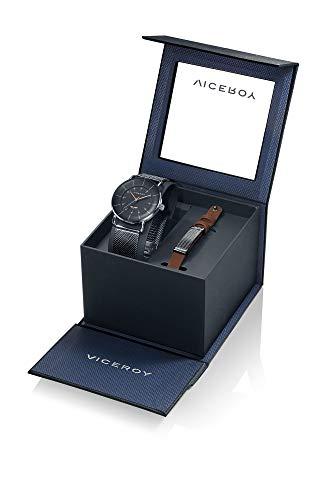 Pack Reloj Viceroy Hombre 42371-16 Colección AB + Pulsera Regalo