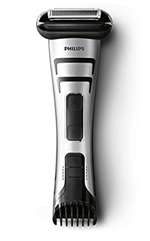 Philips Bodygroom Series All-in-One Bodygroomer 7000 TT2040/32, 5.4 Watt,