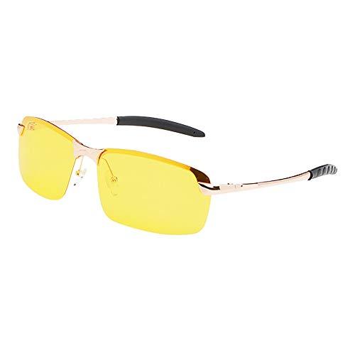 PinkLu GläSer Damen Fahrer, Der Eine Spezielle HD-Nachtsichtbrille Mit Blendschutz Einsetzt Schatten Sonnencreme Süß Mode Temperament Sommer Neuer HeißEr Verkauf 4-Farbige Brille