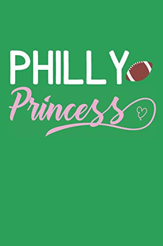 Philly Princess: Funny Philadelphia Football Gifts for Women