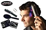 Favy Power Grow HAIR Combo Kit || Hair Loss Growth Therapy Cure(Infrared Technology Ozone Therapy Massage Therapy) || All Daily Purpose hair kit || Power Grow Comb, Massage Comb, Stimulating Hair Brush, Manicure Set