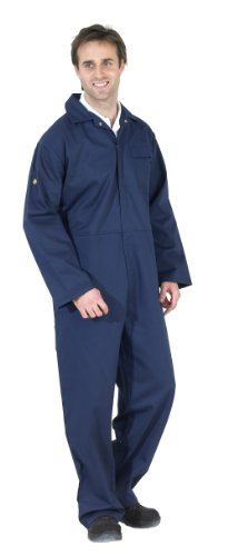 Click Workwear Mens EN531 Flame Retardent Overall Boilersuit