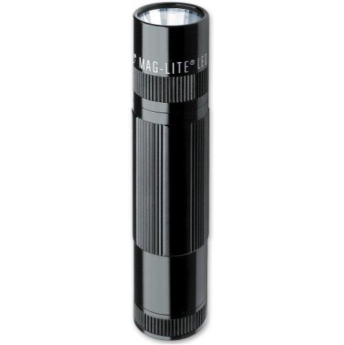Mag-Lite XL100-S3016 LED-Taschenlampe XL100, 83 Lumen,  12 cm schwarz mit 5 Modi, Motion Control u. elektron. Multifunktionsschalter (Neueste Mode 2012)