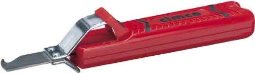 Cimco 12 0010 Jokari-Kabelmesser mit Hakenklinge 8-28 mm